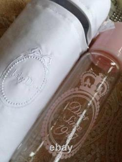 100%AUTHENTIC Exclusive LARGE GLASS DIOR Baby PRINCESS BOTTLE WORLDWIDE SELLOUT