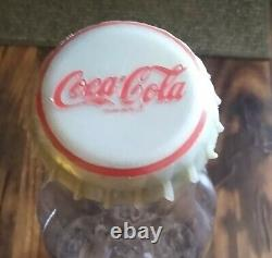 1950-60s COCA-COLA Large 20 ACL GLASS DISPLAY BOTTLE with CAP