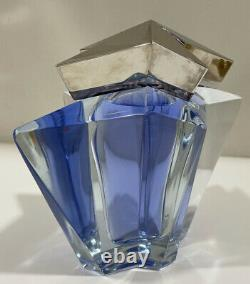 ANGEL BY THIERRY MUGLER Large 8.5 Glass Factice Display Perfume Bottle