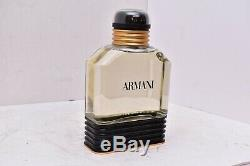 Armani Pour Homme Giant Glass Perfume Bottle store DISPLAY FACTICE DUMMY Large