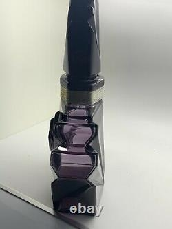 Ex Large Tall Factice Display Glass Perfume Bottle Elizabeth Taylor Passion
