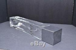 Gucci Envy Giant Glass Perfume Bottle STORE DISPLAY FACTICE DUMMY Large RARE 14