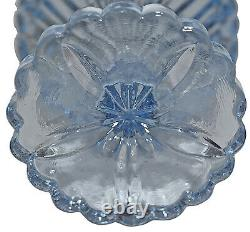 Imperial / Irice R920 Large Blue Cologne / Perfume Bottle
