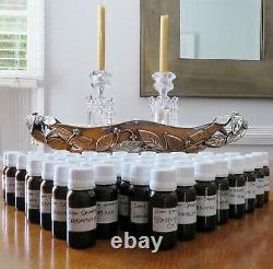 Very Rare Essential Scented Oils Large Collection including attars